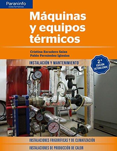 9788428338691: Máquinas y equipos térmicos 2.ª edición 2017