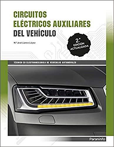 9788428338806: Circuitos eléctricos auxiliares del vehiculo 2ª edición