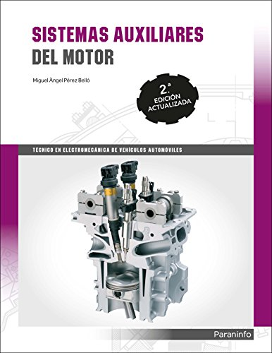 9788428338974: Sistemas auxiliares del motor 2.ª edición
