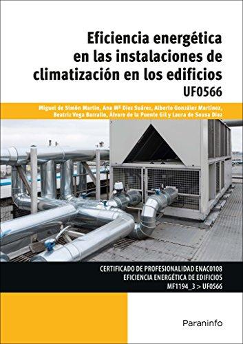 UF0566 - Eficiencia energética en las instalaciones: de Simón Martín,