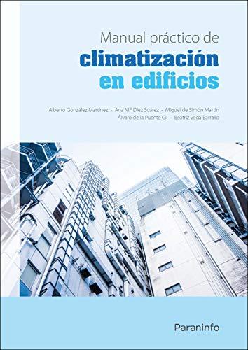 Manual práctico de climatización en edificios: DE SIMÓN MARTÍN,