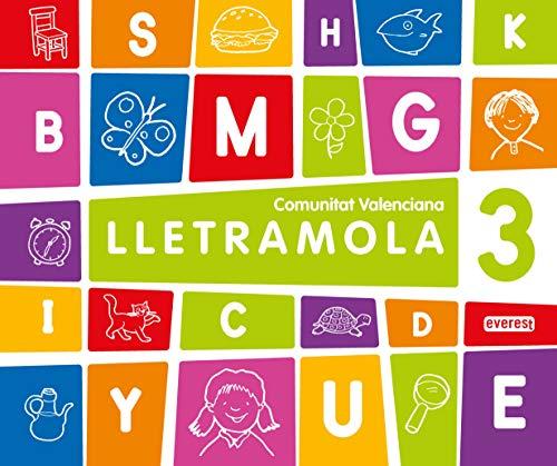 9788428342148: Lletramola 3 (Comunitat Valenciana)
