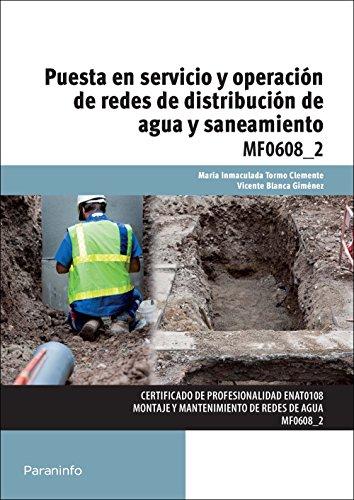 PUESTA EN SERVICIO Y OPERACIÓN DE REDES: TORMO CLEMENTE,MARIA INMACULADA;
