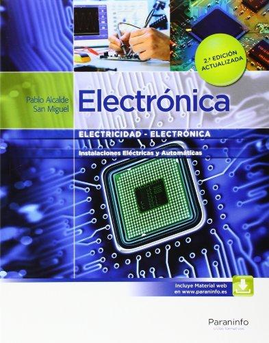Resultado de imagen para Electrónica: instalaciones eléctricas y electrónicas.