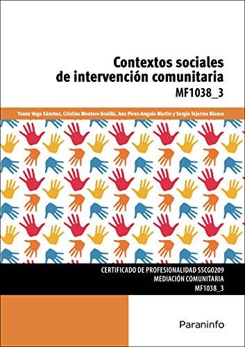 CONTEXTOS SOCIALES DE INTERVENCION COMUNITARIA: Yoana Vega Sánchez, Cristina Montero Bonilla, Ana ...
