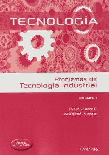 9788428399517: Problemas de tecnología industrial II