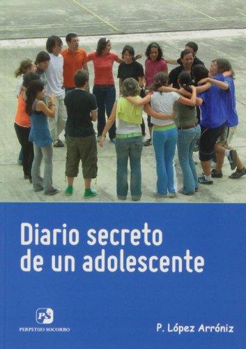 Diario secreto de un adolescente: López Arróniz, Prudencio