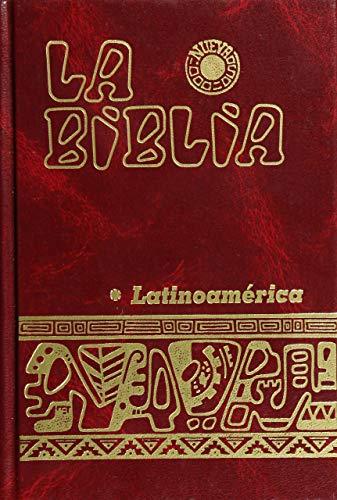 La Biblia Latinoamericana. Edicion Pastoral. Traducida, Presentada