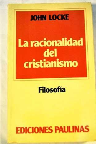 9788428506489: Racionalidad del cristianismo