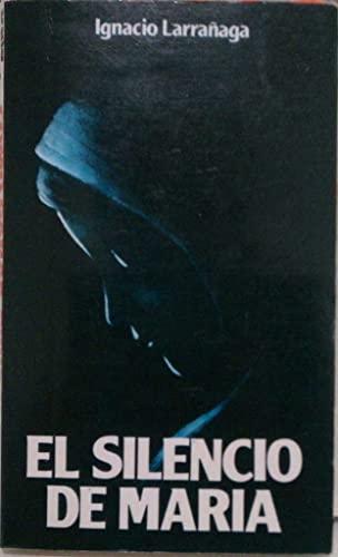 9788428506953: El silencio de María