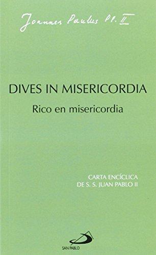 9788428508179: Dives in misericordia