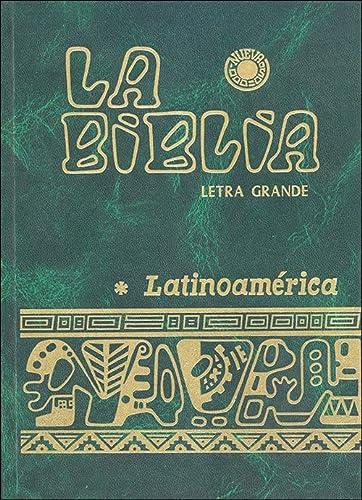 La Biblia: Letra Grande (Spanish Edition): Herna?n Rodas