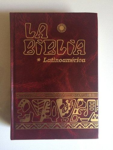 9788428511469: La biblia latinoamericana