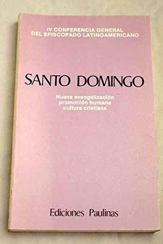 9788428515368: Santo domingo : IV conferencia general episcopado latinoamericano