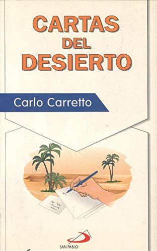 9788428520522: Cartas del desierto