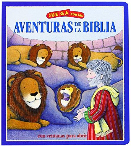 9788428524261: Juega con las aventuras de la Biblia (La Biblia y los niños)