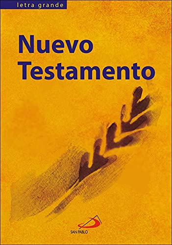 9788428524773: Nuevo Testamento (letra grande)