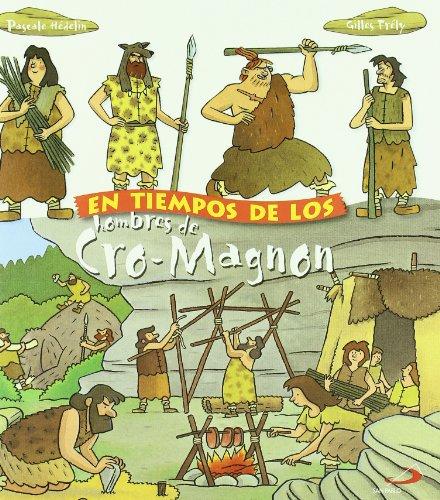 9788428526920: En tiempos de los hombres de Cro-Magnon