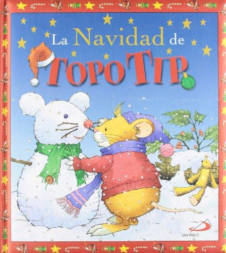 9788428527408: La navidad de Topo Tip (Cuentos infantiles)