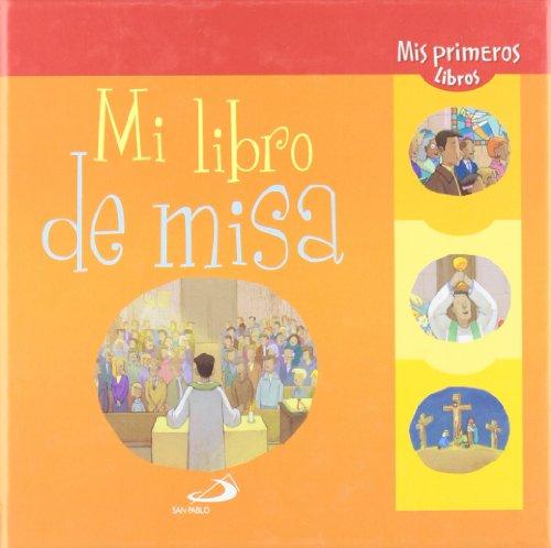 9788428528696: Mi libro de misa