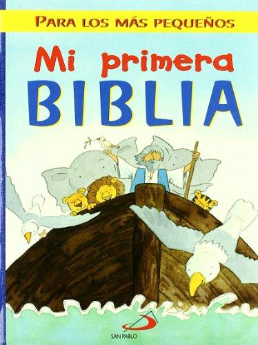 9788428530170: Mi primera Biblia: Para los más pequeños (La Biblia y los niños)