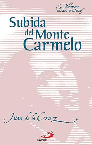 9788428530590: Subida del monte Carmelo (Biblioteca de clásicos cristianos)