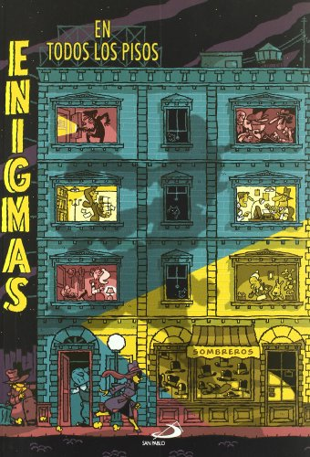 9788428530941: Enigmas en todos los pisos (Varias)
