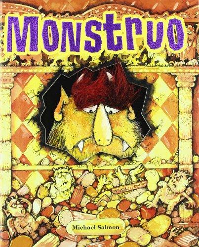 9788428531382: Monstruo