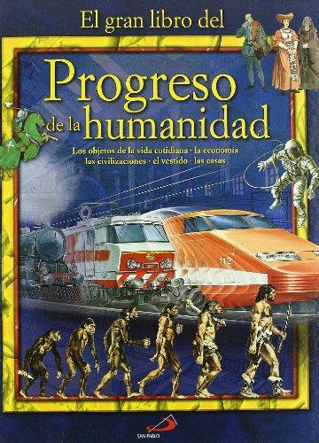 9788428531801: El gran libro del progreso de la humanidad (Conocimiento y consulta)
