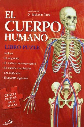 9788428532013: Cuerpo humano, el - libro puzzle