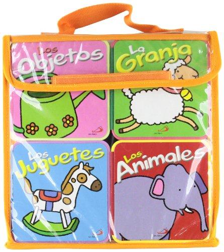 9788428532976: Mi maletín de palabras : La granja ; Los objetos ; Los animales ; Los juguetes