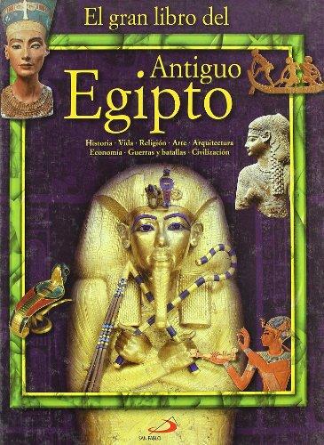 9788428533386: El Gran Libro del Antiguo Egipto (Conocimiento y consulta)