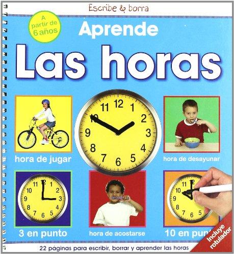 9788428535465: Aprende las horas