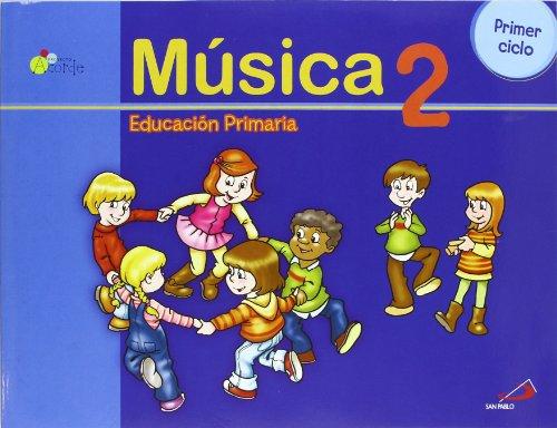 9788428535977: MUSICA 2§EP ACORDE 2010 PAUMU2EP