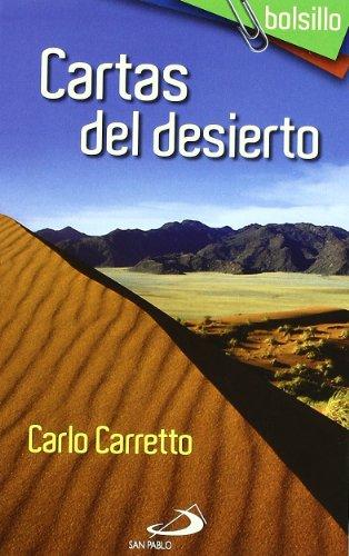 9788428536172: Cartas del desierto (Bolsillo)