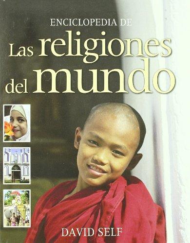9788428536448: Enciclopedia de las religiones del mundo (Nueva imagen)