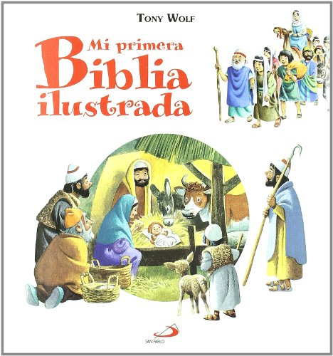9788428536844: Mi primera Biblia ilustrada