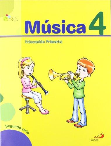 9788428537155: Música 4 - Proyecto Acorde - Libro del alumno: Educación Primaria. Segundo ciclo - 9788428537155