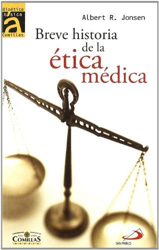 9788428537704: Breve historia de la ética medica