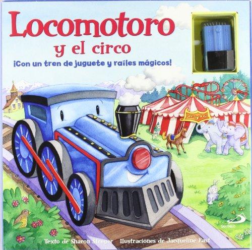 9788428538794: Locomotoro y el circo (Coches Y Otros Vehiculos)