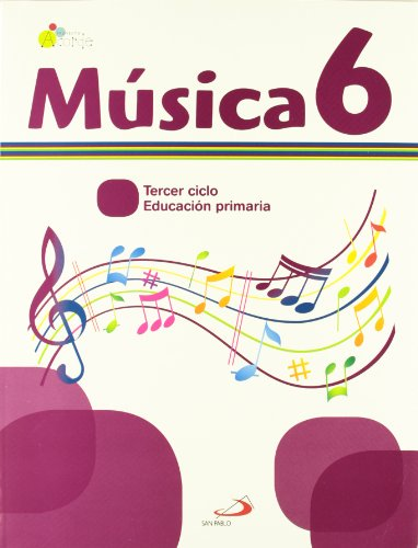 9788428539753: M?sica 6. Proyecto Acorde. Libro del alumno+Cuaderno de actividades