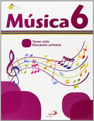 9788428539760: Música 6 - Proyecto Acorde - Libro del alumno
