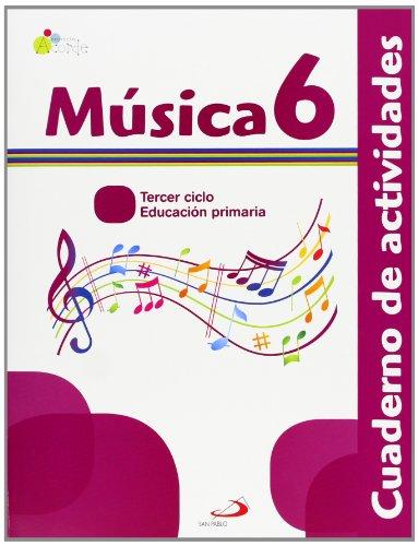 Proyecto Acorde, música, 6 Educacià n Primaria,