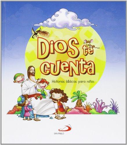 9788428539852: Dios te cuenta: Historias bíblicas para niños (La Biblia y los niños)
