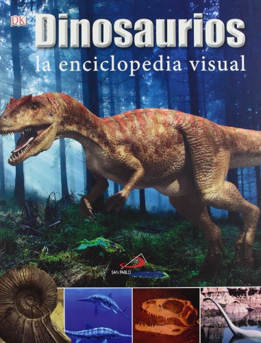 9788428540254: Dinosaurios. La enciclopedia visual