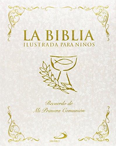 9788428541176: La Biblia ilustrada para niños (La Biblia y los niños)