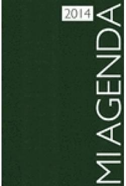 9788428542388: Mi agenda 2014: funda de color opaca (Calendarios y agendas)