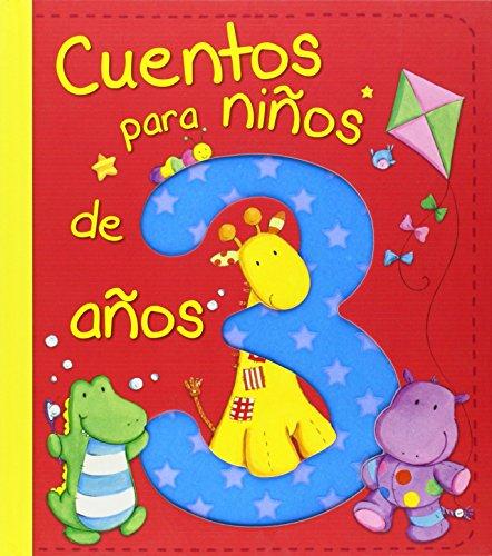 9788428543866: CUENTOS NI¥OS 3 A¥ CUEN-INFA S.PABLO