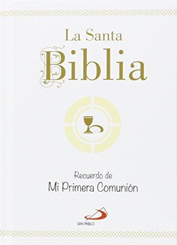 Santa Biblia. Modelo 1ª Comunión.: Tamaño Bolsillo.: Martín Nieto, Evaristo
