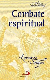 9788428546003: Combate espiritual (Biblioteca de clásicos cristianos)